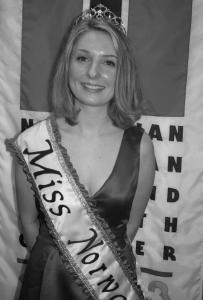 Megan Hjelle, Miss Norway of Greater New York 2009